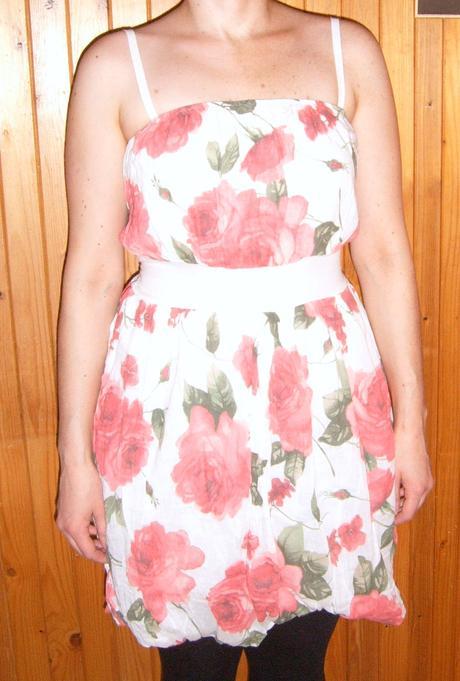 Balonové šaty, S