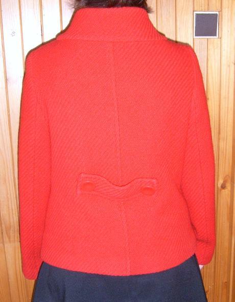 Červený kabátek, 40