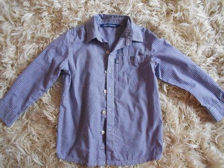 Chlapč.košeľa zn.Original Marines, 122