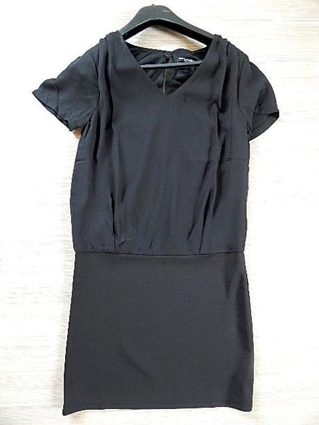 Dámske čierne šaty vel.S, S