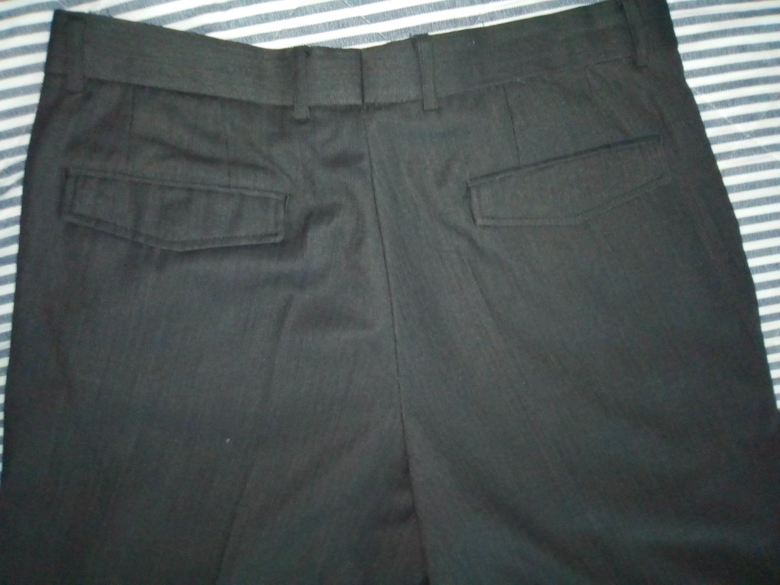 93aced144 Spoločenské pánske nohavice, 32 - 4 € | Svadobný bazár | Mojasvadba.sk
