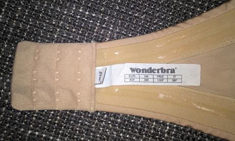 Wonderbra Ultimate Strapless Nude, 85F