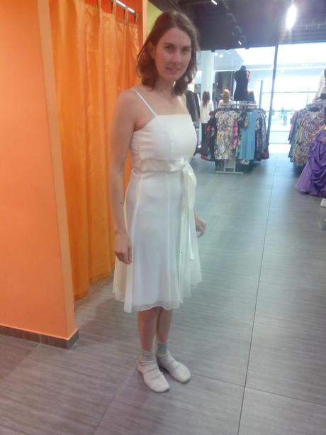 krátké šaty EL, 40
