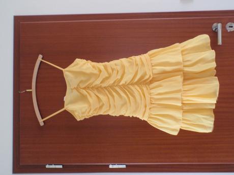Dívčí šaty, 36