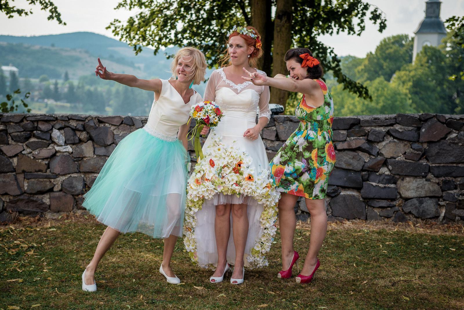 8dde72113803 Najkrajšie svadobné šaty na svete