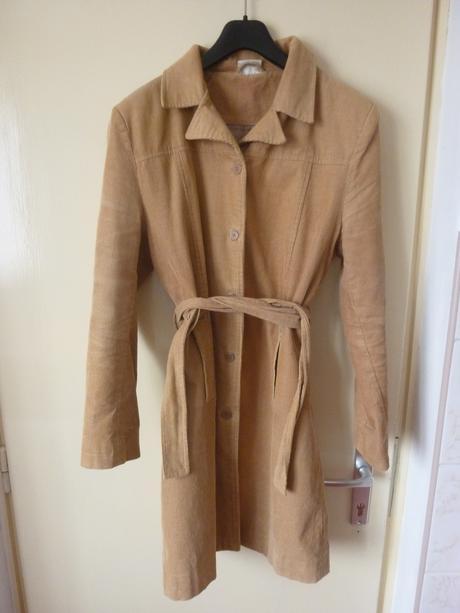 Podzimní / jarní kabát, 44