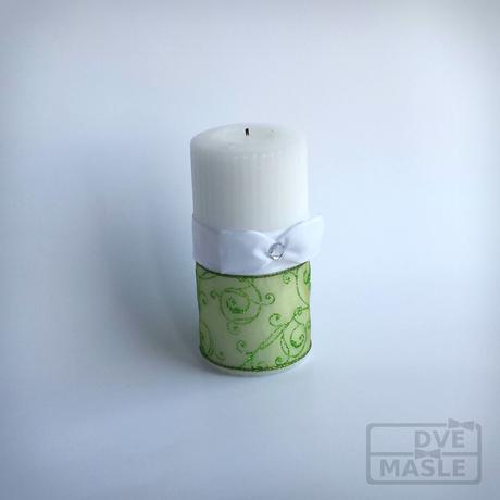 Dekorační svíčky,