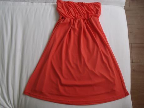 Krátke letné šaty, S