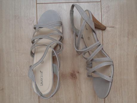 Nenosené sandále Laura Scott, 37