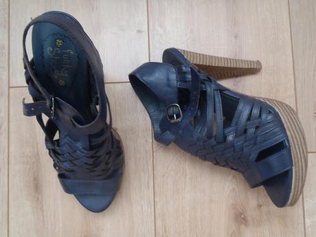 Sandále Funky Shoes , 37