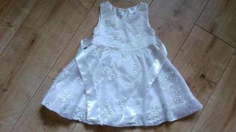 Slávnostné šaty + bolerko, 86