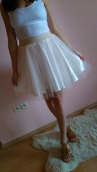 Tylová sukně, 38