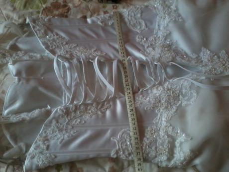 Svadobné šaty Maggie Sottero, 38