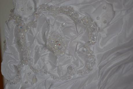 Svadobné šaty Elizabeth Konin No. 1764, 40