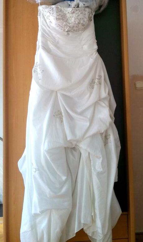 svadobné šaty 44, 44