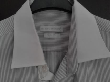 Košeľa slim fit Marco Renzo, 40