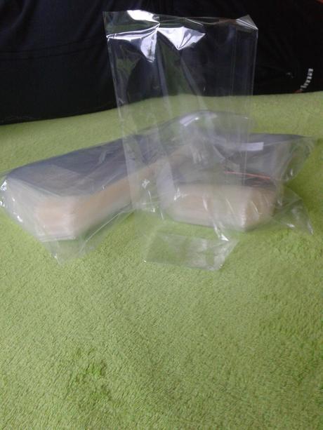 Celofanové vrecká,