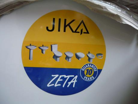 WC kompakt Zeta zvislý odpad - výrobca JIKA,