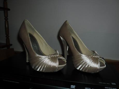 spoločenské sandále, 35