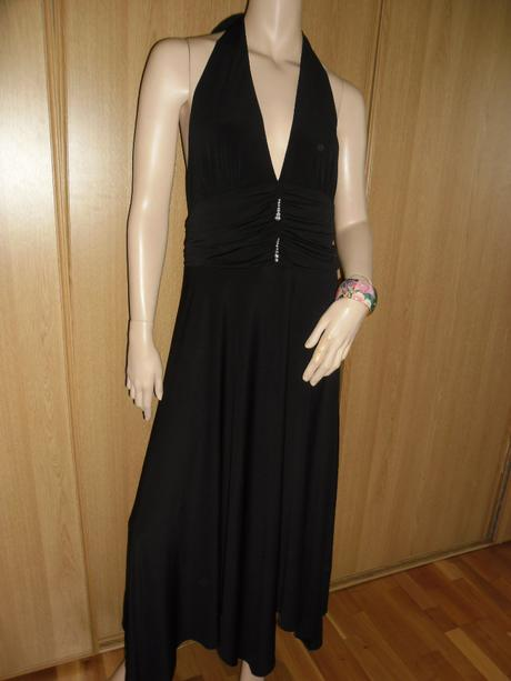 úpletové šaty, 42