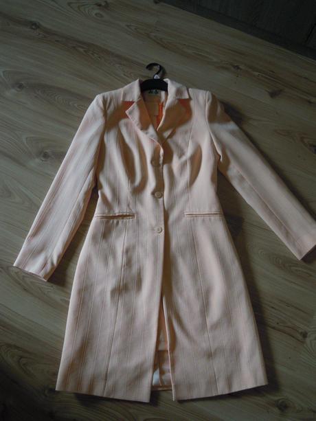 Kostým (šaty a sako) 38/M, 38