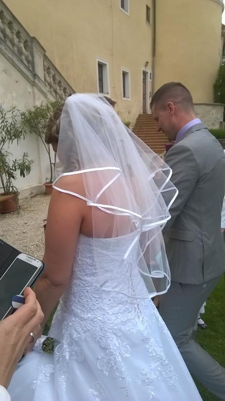 Svatební šaty Madora vel. 38-42, 40