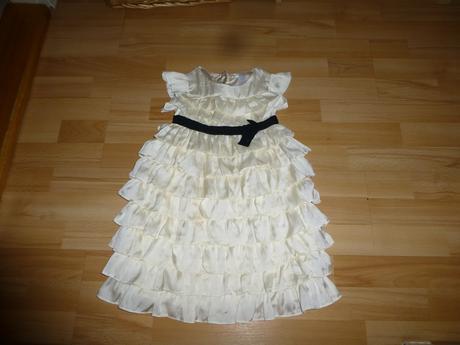 Volánkové šaty GAP, 110