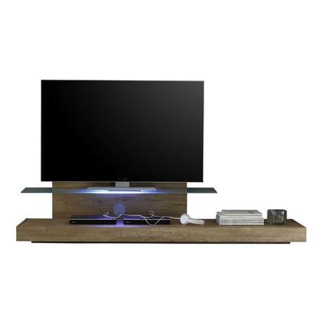 Dizajnová obývačková talianska skrinka Line a Cube,