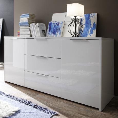 Dizajnová obývačková talianska skrinka Sorrento,
