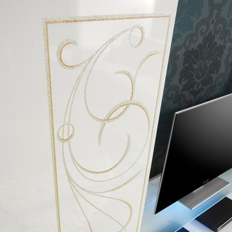 Dizajnová talianska skrinka Padua,