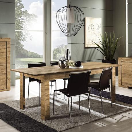 Dizajnový taliansky jedálenský stôl Milano,