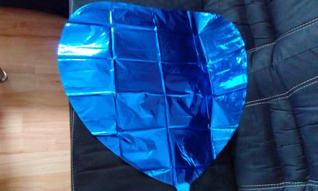 Foliový balonek,
