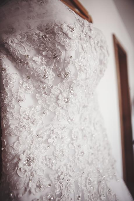 Svatební šaty Maggie Sottero- Nora, 36