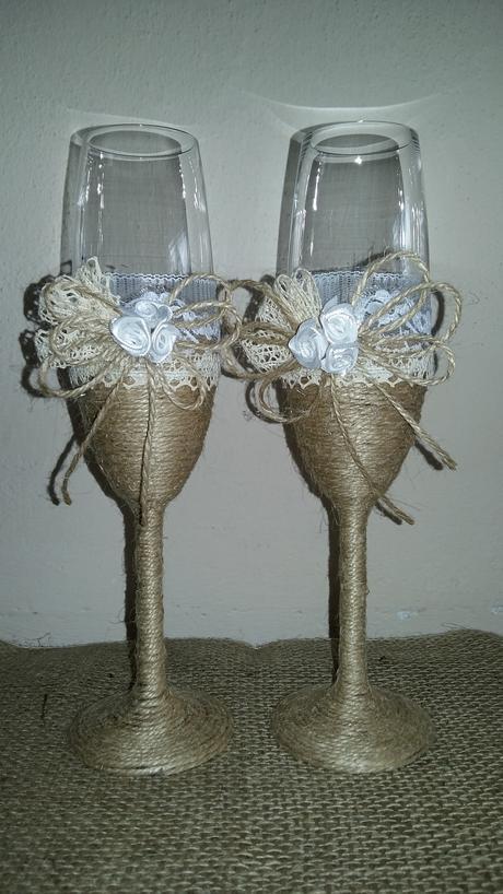 svadobné poháre,