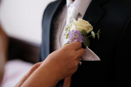 vesta kravata kapesnik, 46