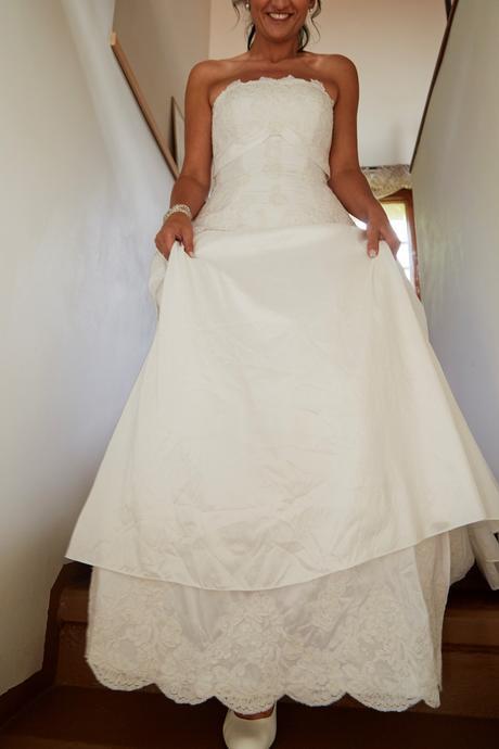 Luxusní svatební šaty, 40
