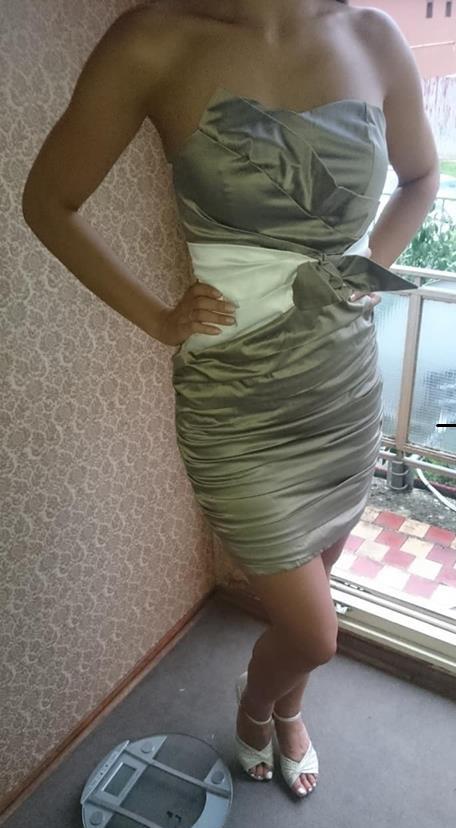 d8ac6257d079 Spoločenské šaty (saténové)