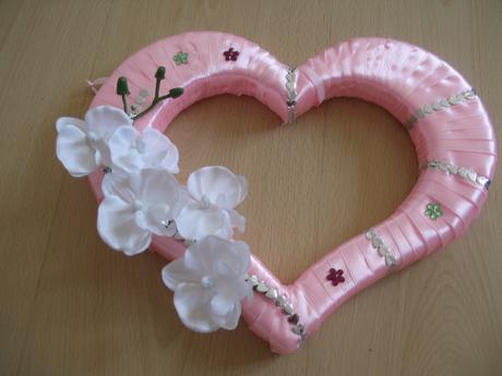 polystyrenove srdce,