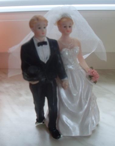 figurka na tortu,