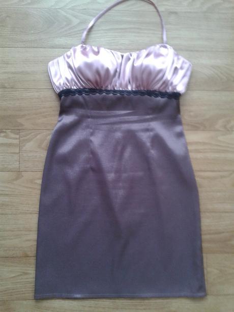 šaty ružové , 40
