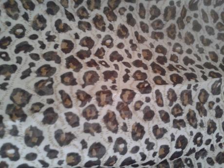 tigrova bluzka, XL