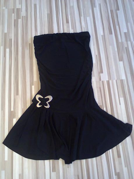 Spoločenské šaty S-M, S