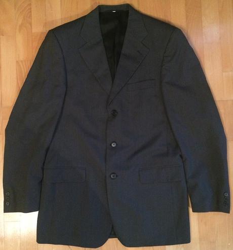 3 dielny pansky oblek - 98, 52