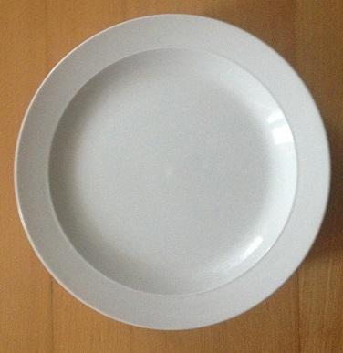 6 ks dezertných tanierov,