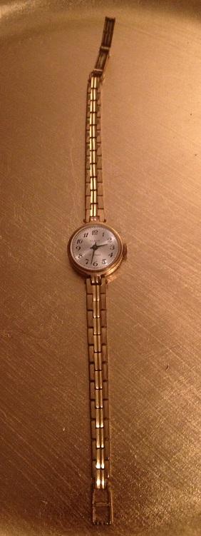 Dámske mechanické hodinky,