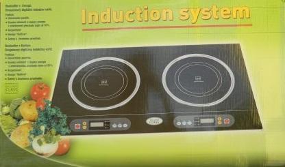 Indukčný varič,