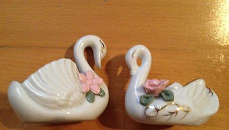 Porcelánové labute,