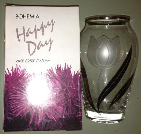 Váza Bohemia,