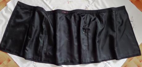 Zavinovací sukně s podšívkou , 40