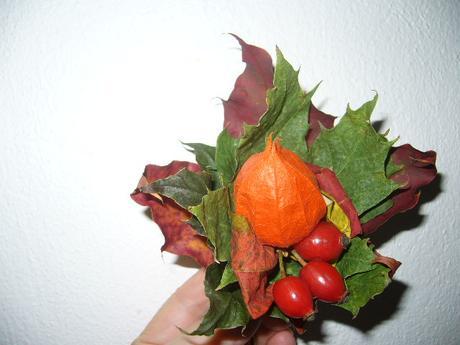 Jesenna dekoracia,